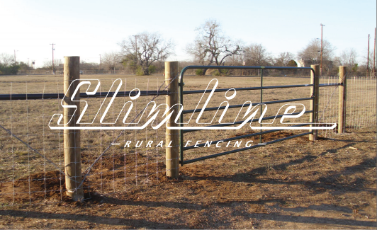 Slimline Rural Fencing Business Card and Logo by BRENDANakaSNOOPY
