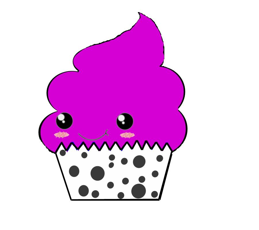 Cute Cupcake PNG (3) by KaniaEditings on DeviantArt