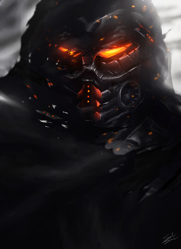 Killzone Speed Painting by iamsolidsoul on DeviantArt