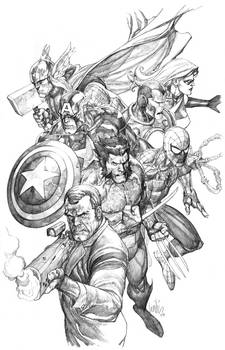 Issue 8 variant