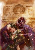 X-men: Legacy by leinilyu