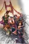 X-men Legacy 242 cover
