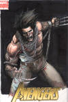 wolvie cover commish