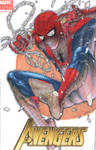 Spidey cover commish
