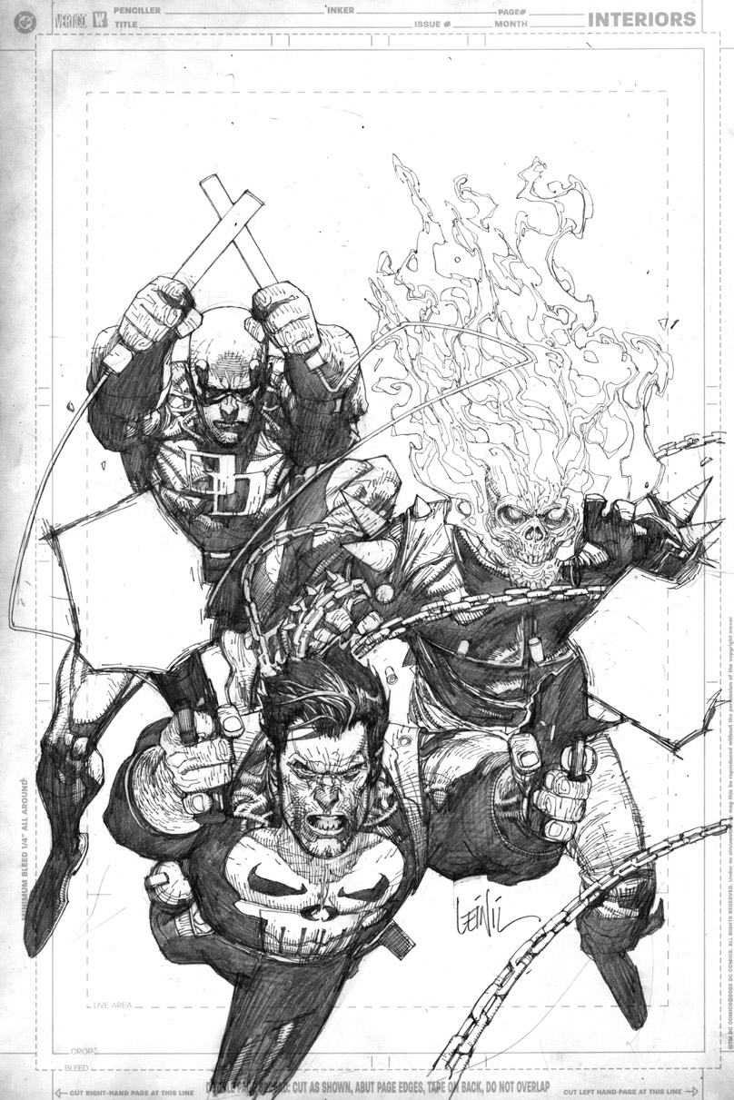 pencils of the comicbox cover