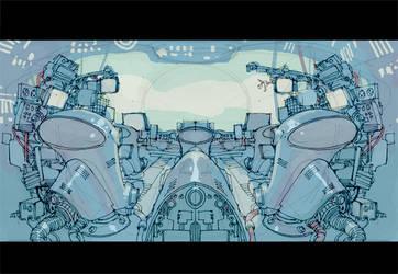 ZOOM concept art by leinilyu