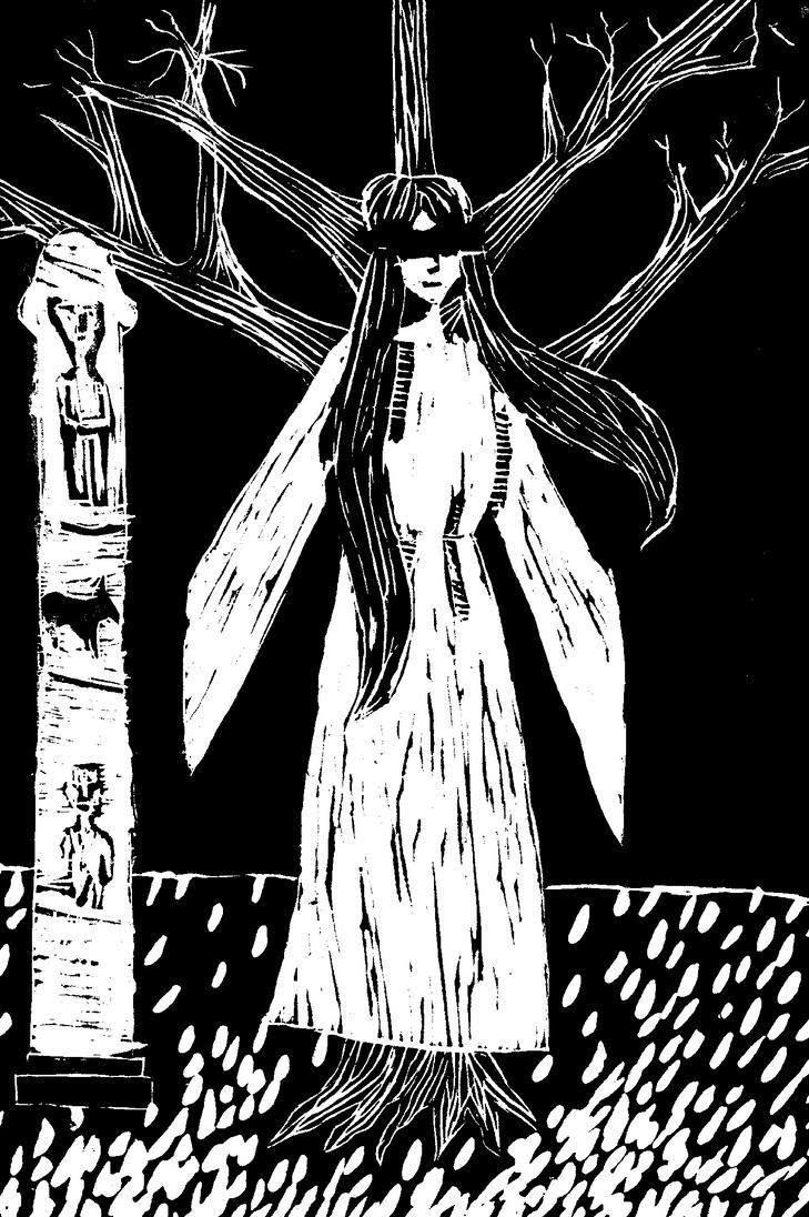Prophetess by kareczka0521