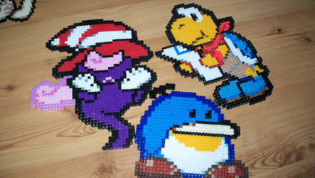 paper mario sprits by fontainekia