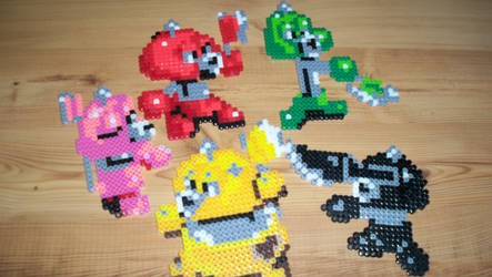 mario rpg sprits by fontainekia