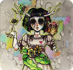 Miss Alien-Zombie-Girl