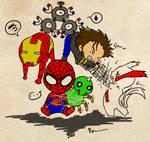 Marvel VS Pokemon