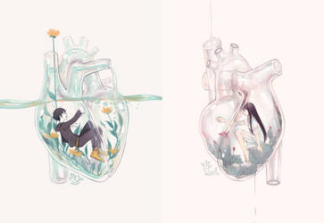 afflictions of the heart by desupon