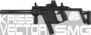 Kriss Vector SMG Realistic by Gasteiz