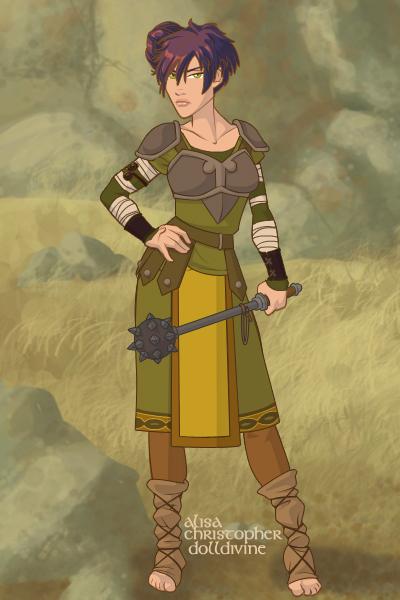 Toph Viking by hellogoodbye2222