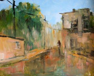 Walking... by AdamJuraszek