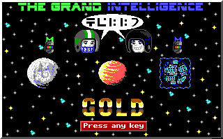 The Grand Intelligence: Gold by szemi