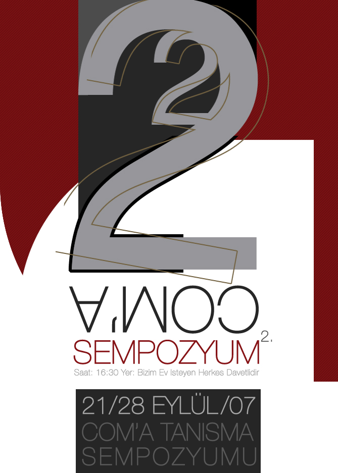 Sempozyum poster