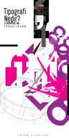 Tipografi nedir by palax