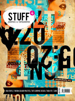 STUFF COVER ART
