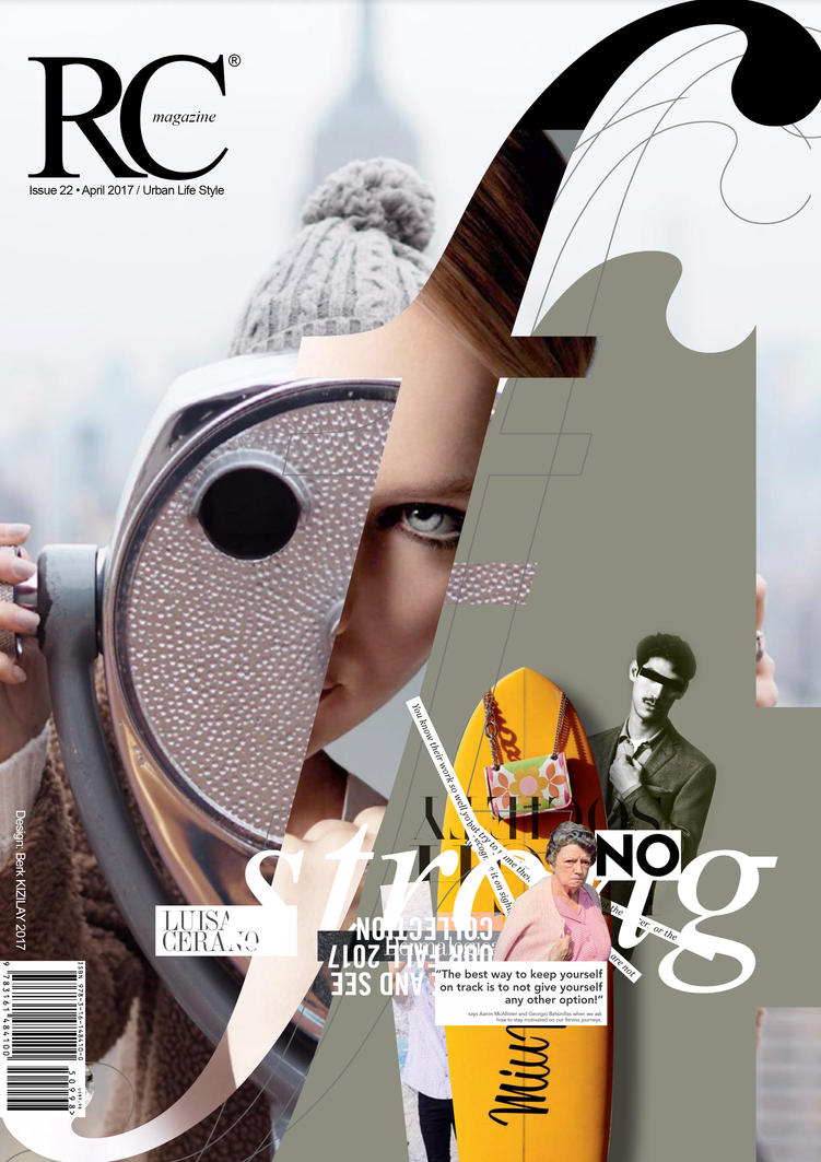 RC MAGAZINE COVER by palax
