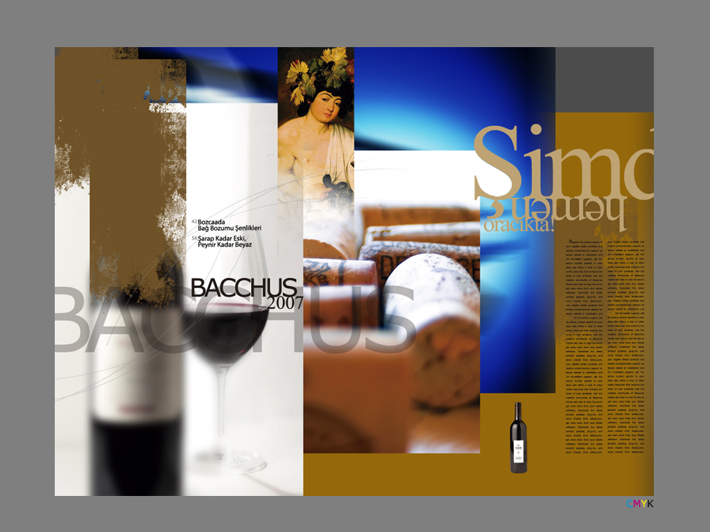 BACCHUS by palax