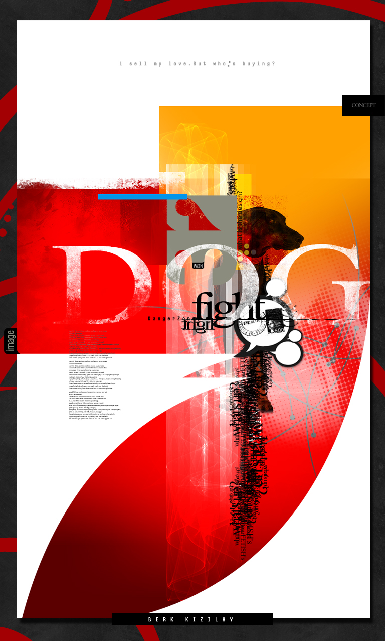 DOG FGHT by palax