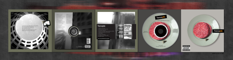 Tranceptic cd tasarım