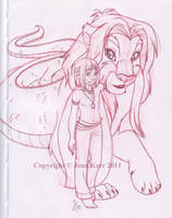 Falcor And Atreyu