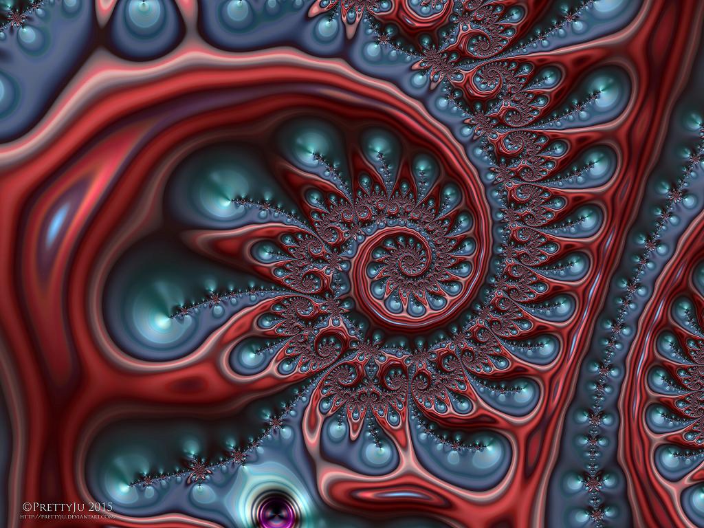 I Do Love Spirals by PrettyJu