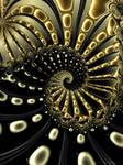 Golden Spiral Of Wisdom