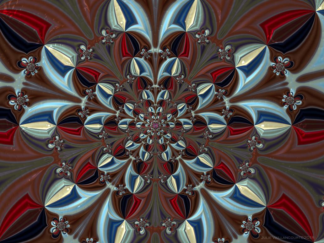 Rosette II by PrettyJu