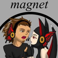VDS: Magnet by papersak