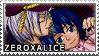 ZeroXAlice stamp by papersak