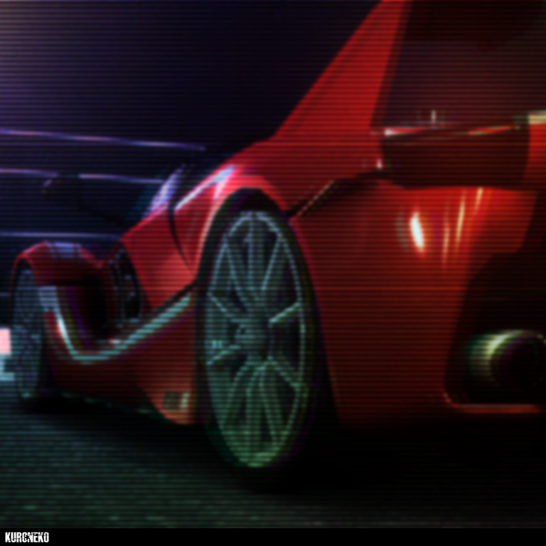 FXX K on VHS by BLACKR0CKSHUTA