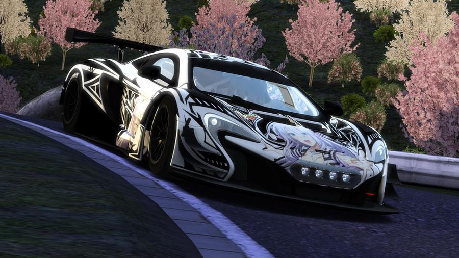 Rossweisse 650S GT3 by BLACKR0CKSHUTA
