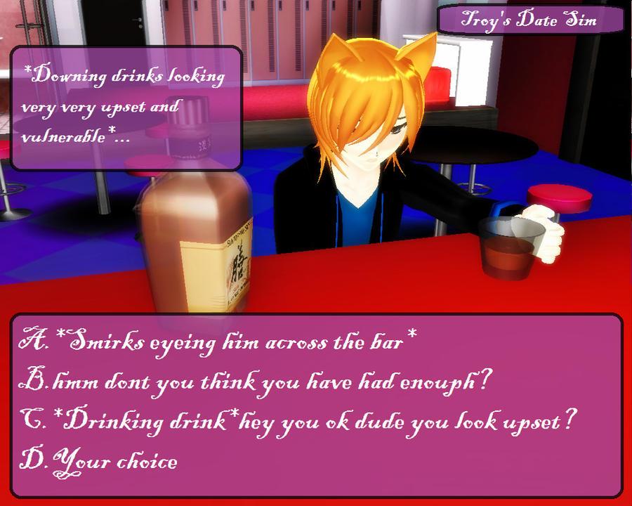 Troy's Date Sim by KaylaChan92