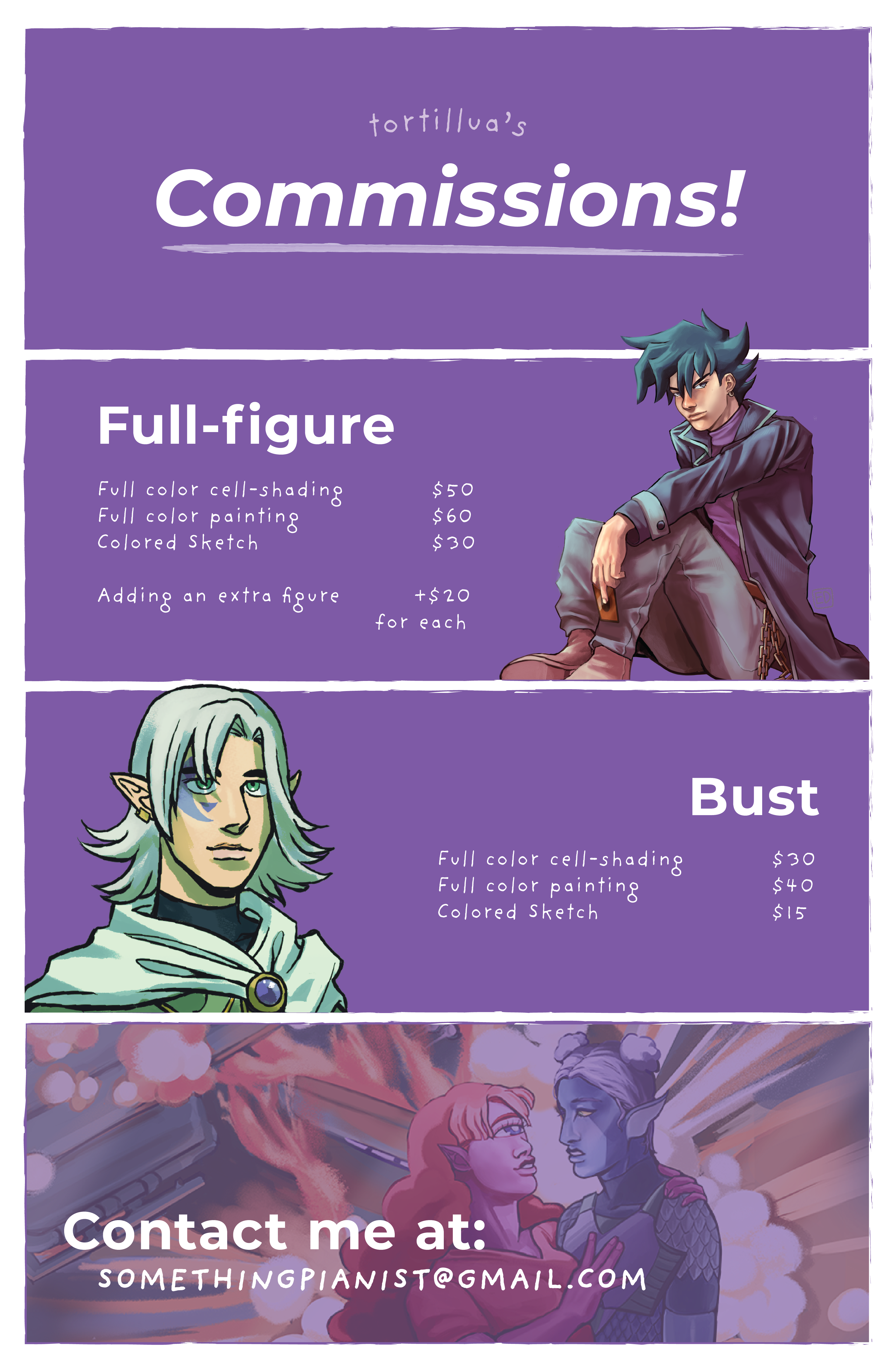 Commissions [OPEN]