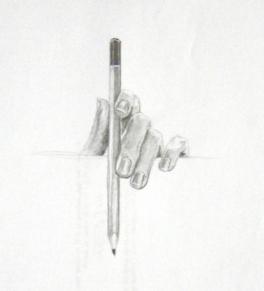 Pencil drawing by meggy90