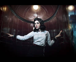 Elizabeth - Burial at Sea