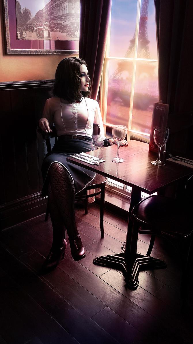 I miss Paris by SandySuicide