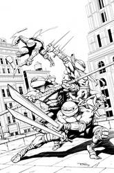TMNT #74 Cover