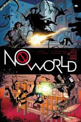 No World #6 Cover