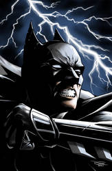 Batman Lightning