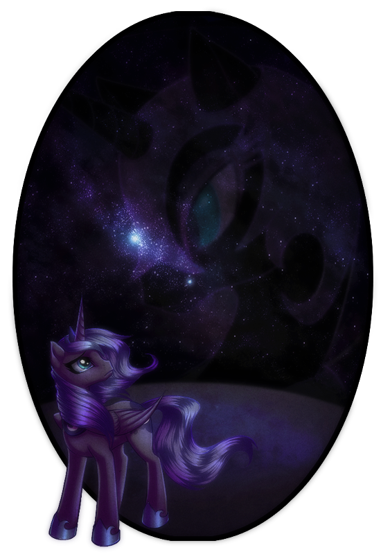 'So darkness I became...' by RizCifra