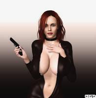 Natalie Romanokavokoff by B69comics