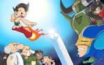 Astro Boy: Reluctant Hero