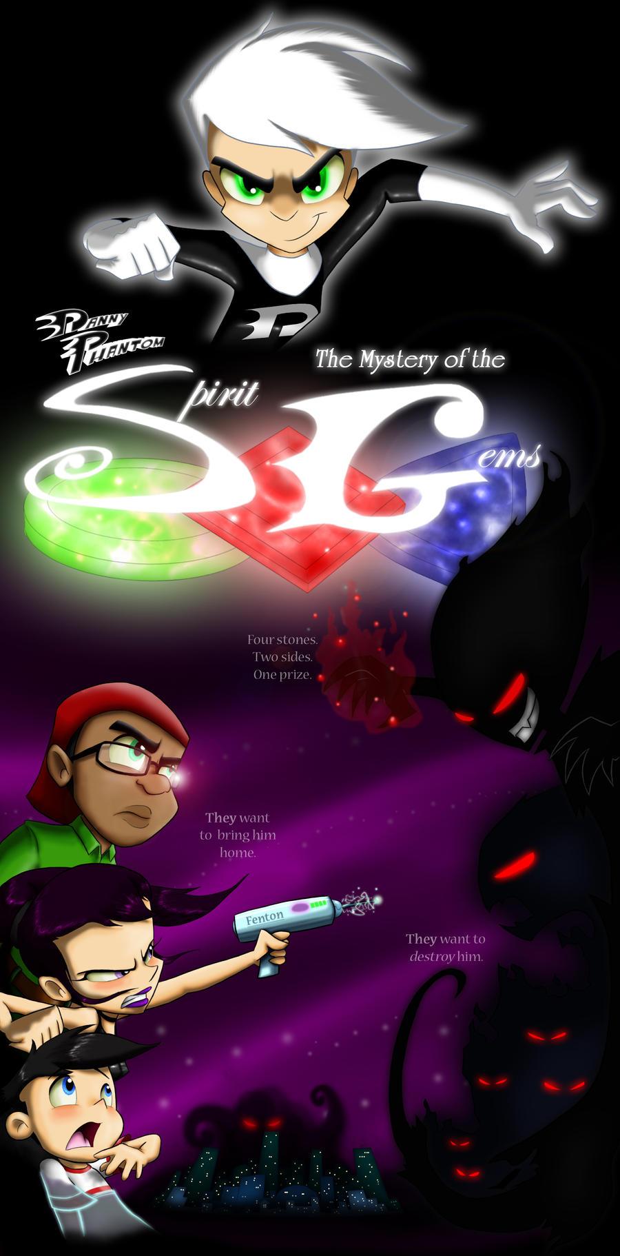 DP: Mystery of the Spirit Gems by KicsterAsh on DeviantArt
