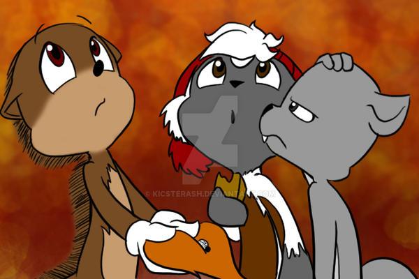 Anijam Animation 2011 by KicsterAsh