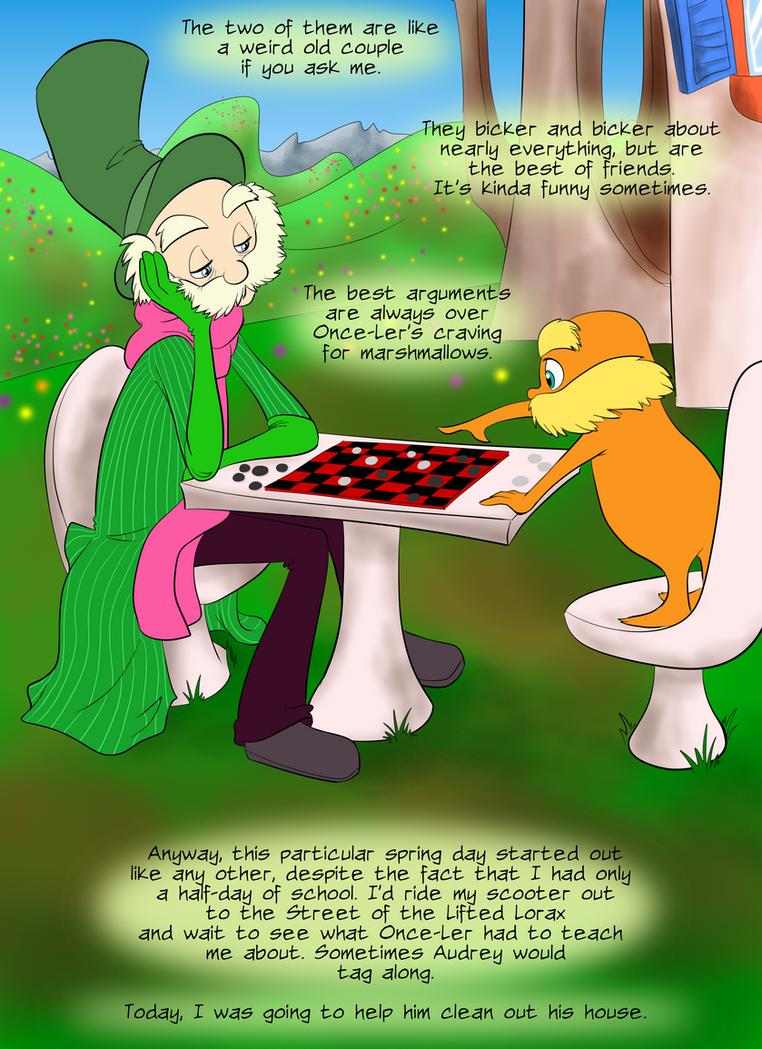 Truffula Trove Chapter 1 page 3 by KicsterAsh