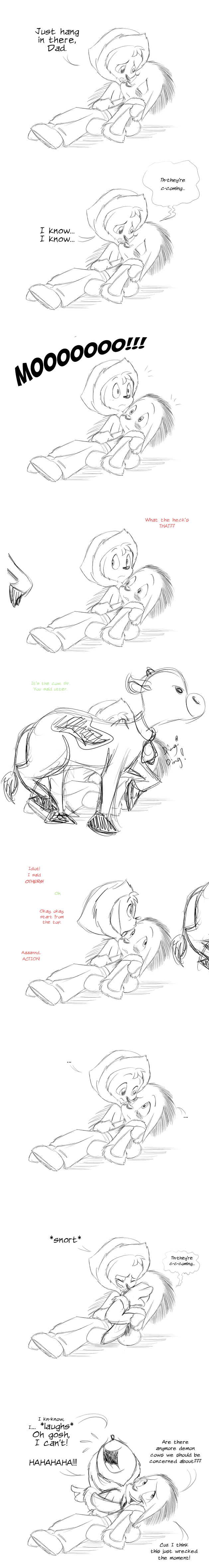 how to draw a cow kics cows by kicsterash on deviantart 6778